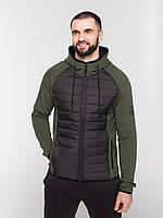 Мужская куртка-ветровка Riccardo VTS Хаки