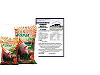 Комбікорм для поросят (60-100 днів)/гранула Гровер СК-21 25кг ТМКРАМАР