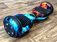 "Гироскутер / Гироборд Smart Balance Elite Lux 6,5"" Огонь и Лед + Сумка (Гарантия 12 Месяцев)"