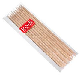 Апельсиновые палочки для маникюра Kodi Professional 10 шт*15 см