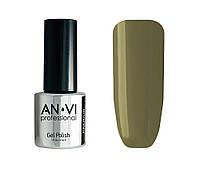 Гель-лак для ногтей ANVI Professional №175 Olive in martini  9 мл