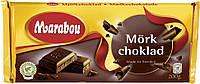 Швейцарский темный шоколад 44% какао Marabou Mork Choklad 185 г