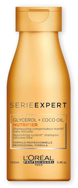Шампунь для сухих и поврежденных волос L'Oreal Professionnel Nutrifier 100 мл