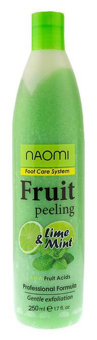 Фруктовый пилинг Naomi Fruit Peeling Foot Care 250 мл
