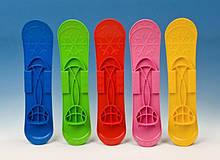 Детские лыжи Marmat SKI BIG FOOT Желтые (6586ЖЕЛТ)