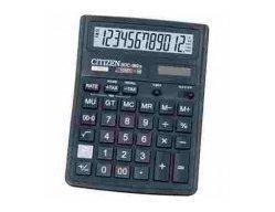 Калькулятор Citizen SDC-382 настольный большой (10)