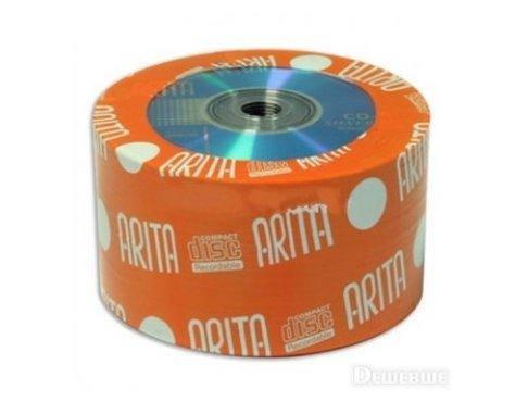 Arita CD-R 700Mb 80min 52x (bulk 50), фото 2