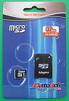 Карта памяти microSD Dato tek 32GB (10 class)