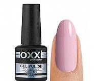 Гель-лак Oxxi Professional №240 светло розовый, 10 мл