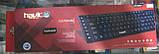 Клавиатура проводная HAVIT HV-K825P (чёрная), фото 3