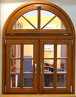 Деревянні вікна з євровікна Nagel-Fenster (Австрия/Украина)