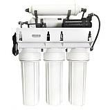 Фильтр обратного осмоса Platinum Wasser Ultra 6P с насосом, фото 4