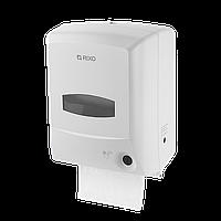Диспенсер бумажных полотенец сенсорный Rixo 40х30х23,5 см Белый