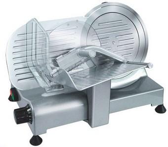 Полуавтоматический слайсер (ломтерезка)  BECKERS ES 220 предназначен для нарезки гастрономии