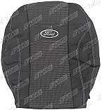 Автомобильные чехлы Ford Fusion 2002-2012 Nika, фото 2