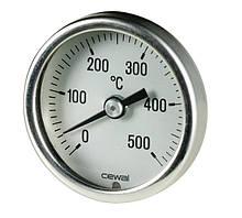 Биметаллический пирометр PSZ 63 GC 0/500° ∅9х300 мм Cewal (91636300)