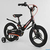 "Велосипед детский магниевый CORSO MG-66936 14""., фото 1"