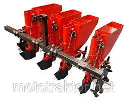 Чеснокосажалки для тракторов и мототракторов 3-х и 4-х рядные