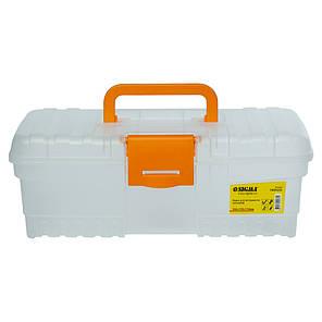 Ящик для инструмента (прозрачный) 300×155×110мм SIGMA (7404231), фото 2
