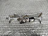Механизм стеклоочистителя (трапеция дворников) Рено Меган 2 б/у, фото 5