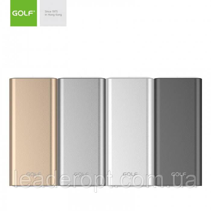 [ОПТ] Универсальный внешний аккумулятор Power bank GOLF G68 10000mAh Type-C
