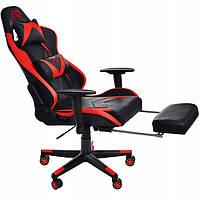 Кресло геймерское JUMI ARAGON RED