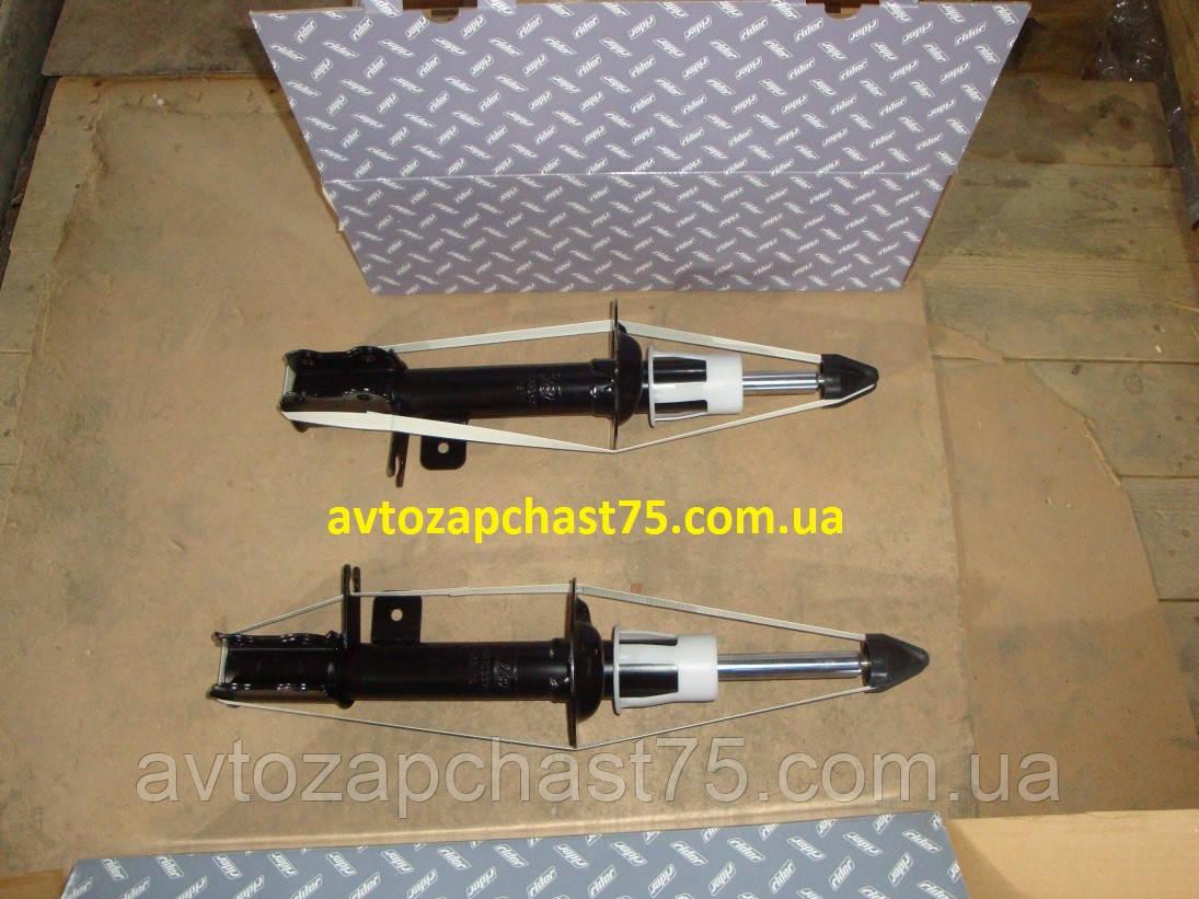Амортизаторы Chevrolet Lacetti задние , комплект 2 штуки, газовые (производитель Rider, Венгрия)