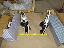 Амортизаторы Chevrolet Lacetti задние , комплект 2 штуки, газовые (производитель Rider, Венгрия), фото 2