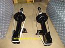 Амортизаторы Chevrolet Lacetti задние , комплект 2 штуки, газовые (производитель Rider, Венгрия), фото 3