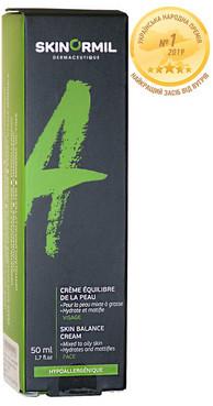 Крем-баланс с матирующим эффектом Skinormil Skin Balance Cream