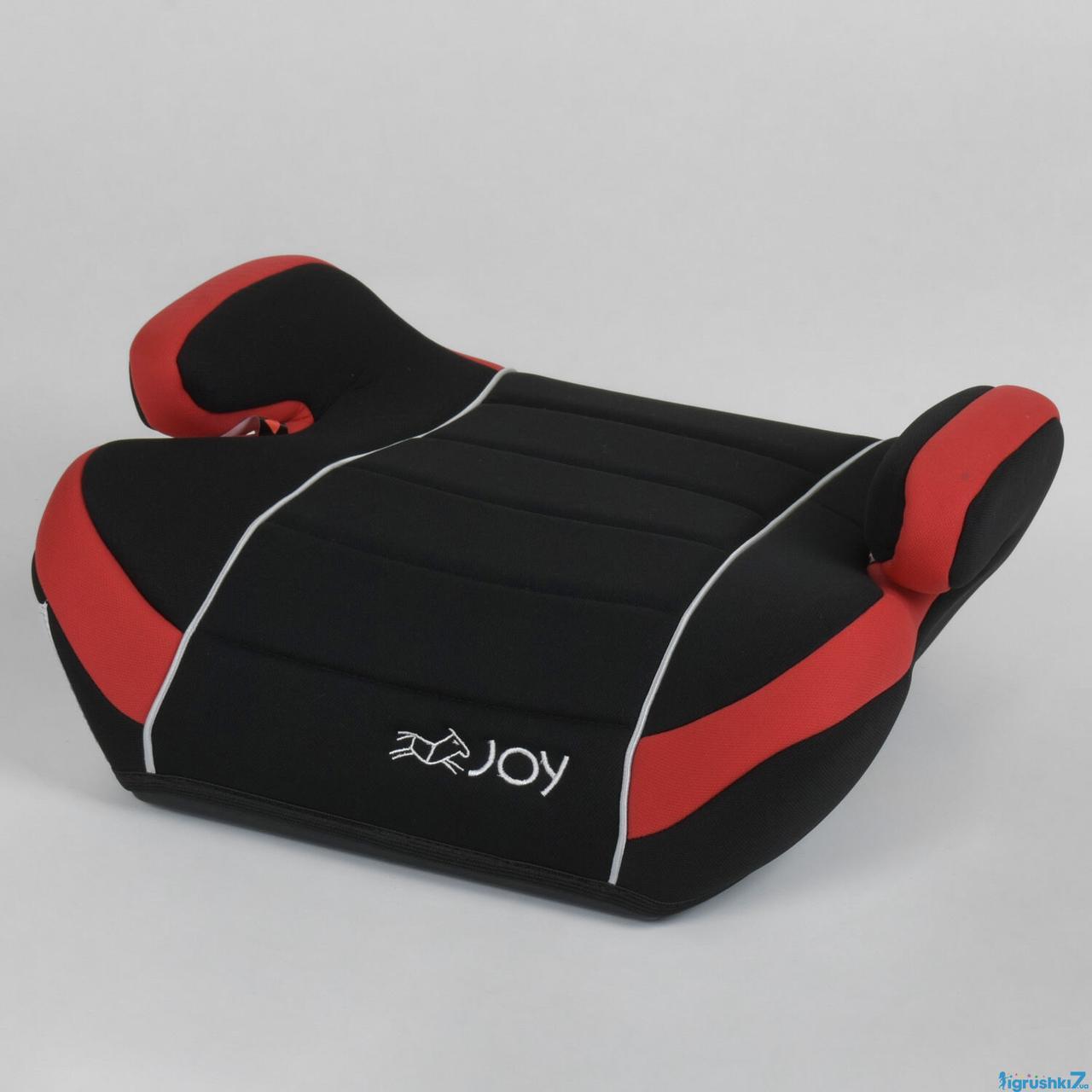 Бустер Joy 43769 черно-красный