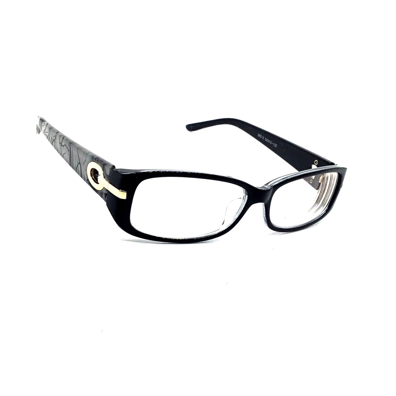 Женские очки с бликовой линзой