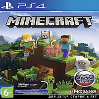Minecraft Bedrock PS4 Edition RUS
