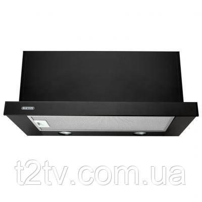 Вытяжка кухонная ELEYUS Storm G 1200 LED SMD 60 BL