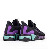 Женские легкие кроссовки Lonza YY3508 PURPLE, фото 3