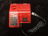 Зарядное устройство Milwaukee M12 / M18 для аккумуляторов шуруповерта на 110В (США)