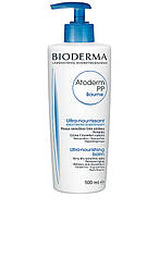 Bioderma Atoderm PP Baume Emollient Биодерма Атодерм РР Бальзам для атопічної, сухої шкіри.