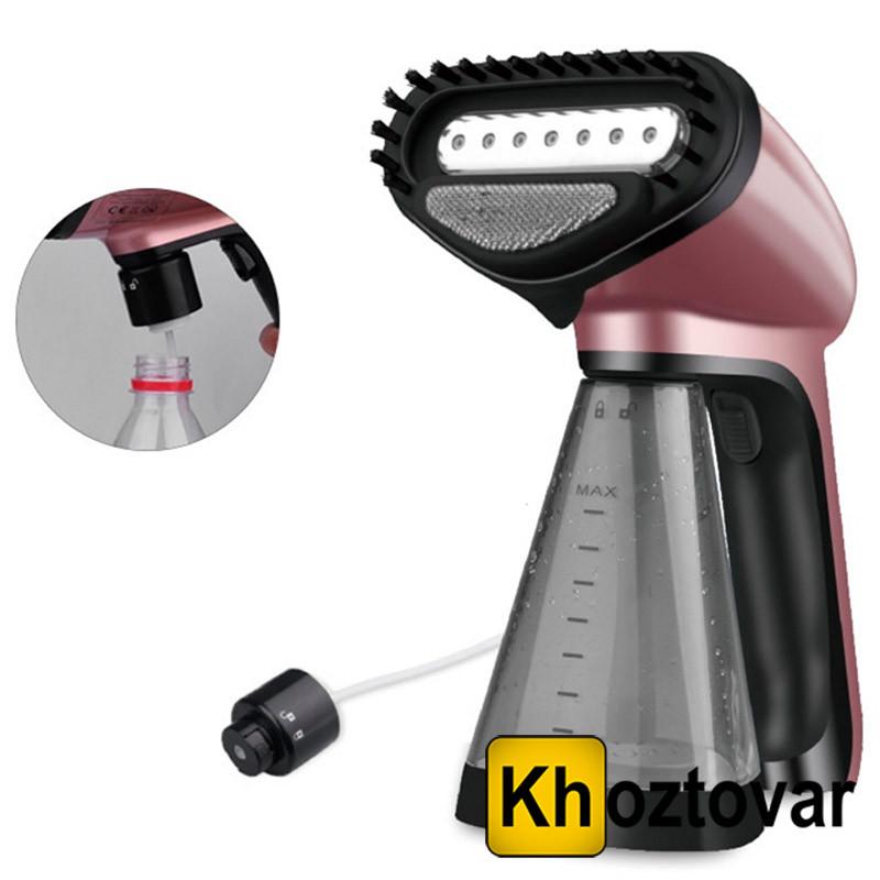 Ручний відпарювач для одягу і гардин DSP KD1075 | Парова праска