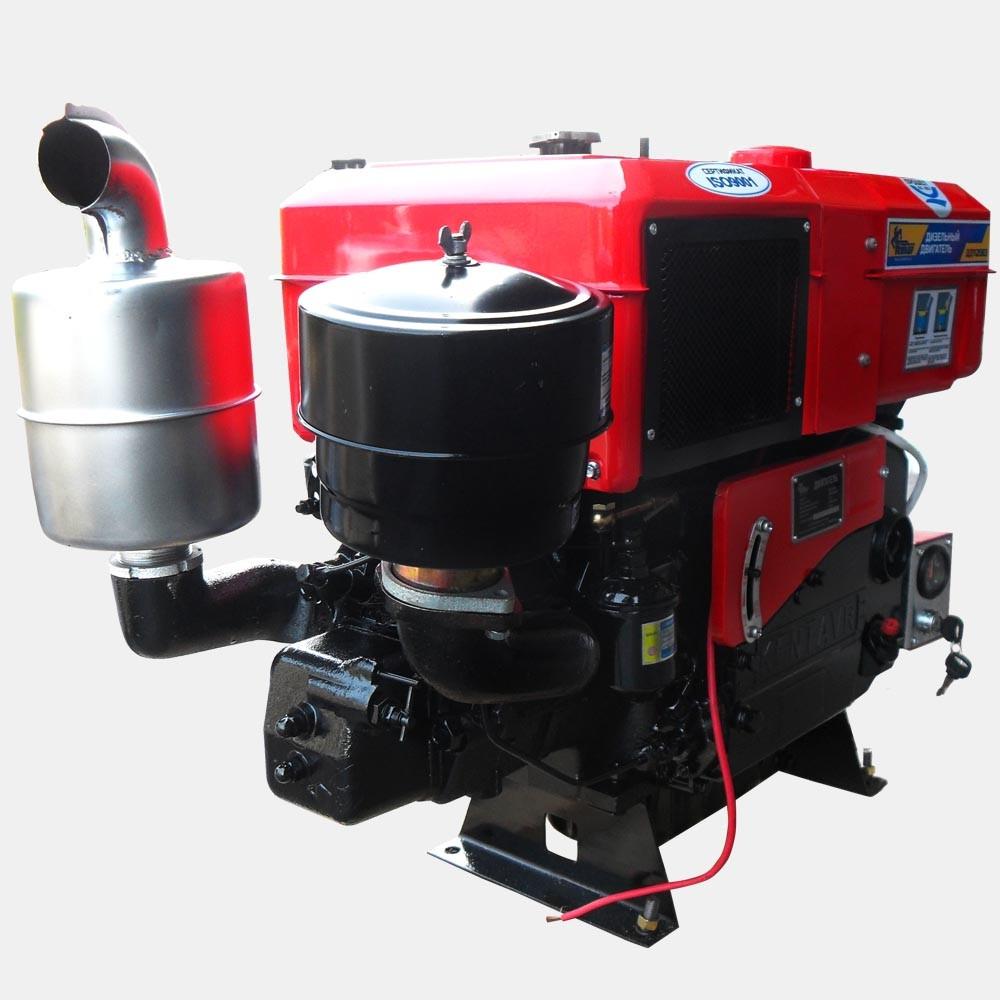 Двигатель дизельный ДД1130ВЕ (30 л.с.)