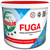 Замазка Anserglob Fuga для швов белая 1 кг