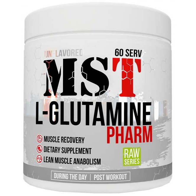 MST L-Glutamine Pharm 300 g