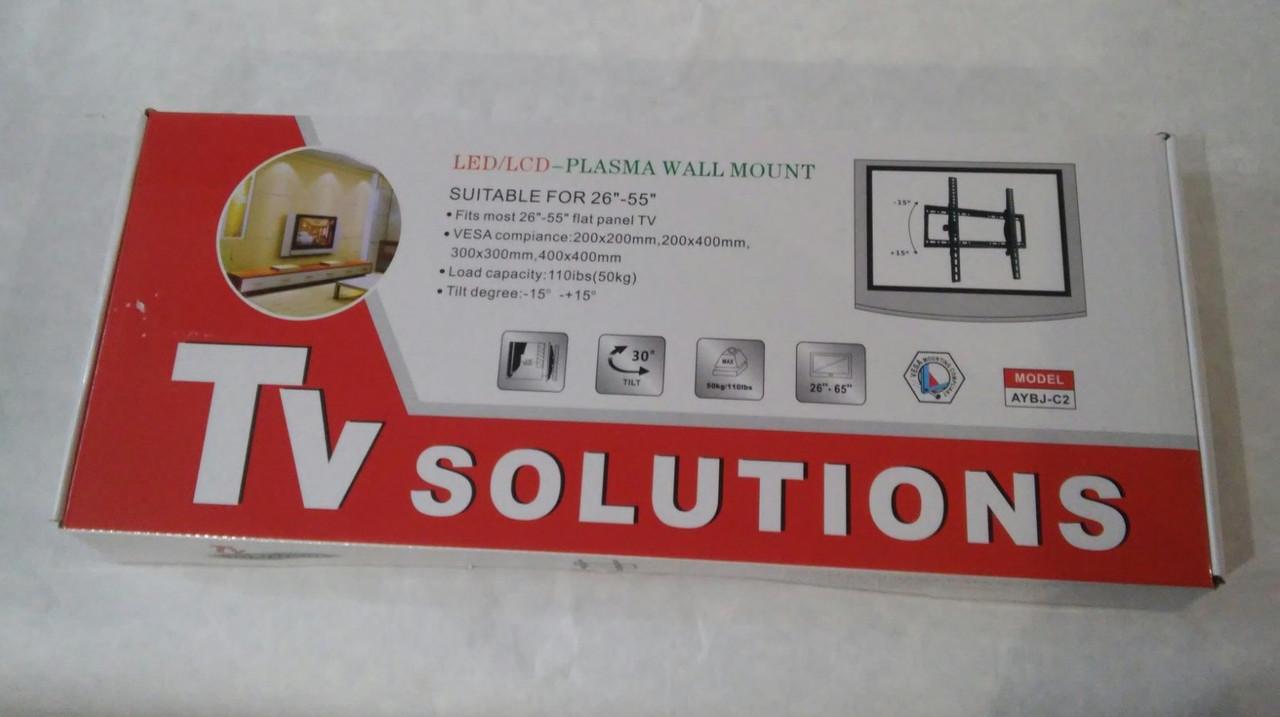 """Крепеж настенный для телевизора ST-115B D1021 26-55"""""""