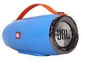 Портативная Bluetooth колонка JBL Mini XTREME K5+ (Blue)/Блютуз колонка Джибиэль