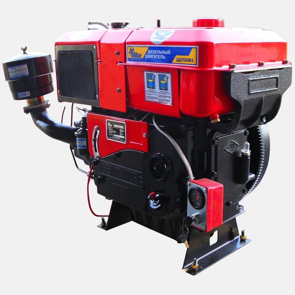 Двигатель дизельный ДД1125ВЭ (25 л.с.)