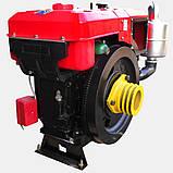 Двигатель дизельный ДД1125ВЭ (30 л.с.), фото 3