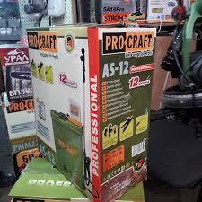 Опрыскиватель Procraft AS-12 аккумуляторный