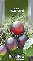 Фиолетовые помидоры, пакетированные Семена томата Фиолетовый 0,1 г, SeedEra, семена овощей для дачи