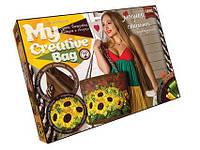 "Набор для творчества ""My Creative Bag"" Подсолнухи DankoToys 5389 03"