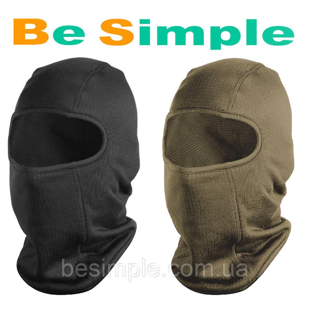 Утеплённая зимняя Балаклава, подшлемник, шлем-маска