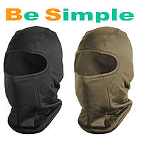 Балаклава утеплённая с начесом / шлем-маска